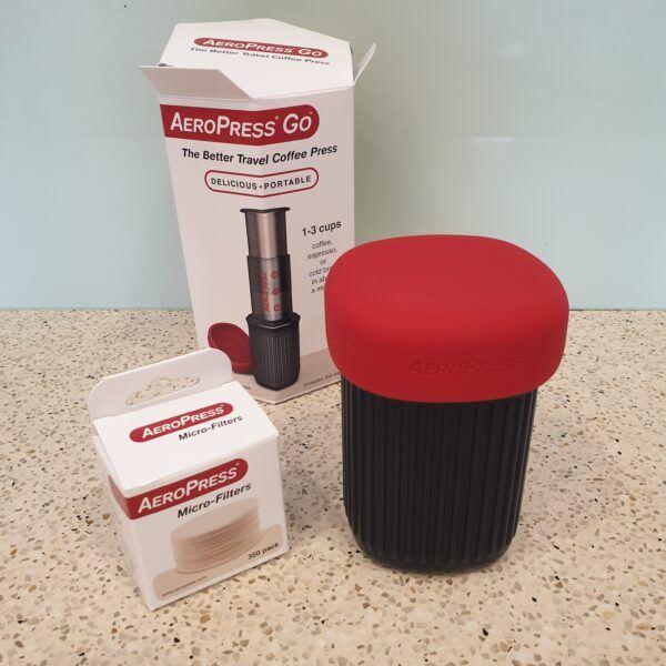 Aeropress Go Coffee Maker