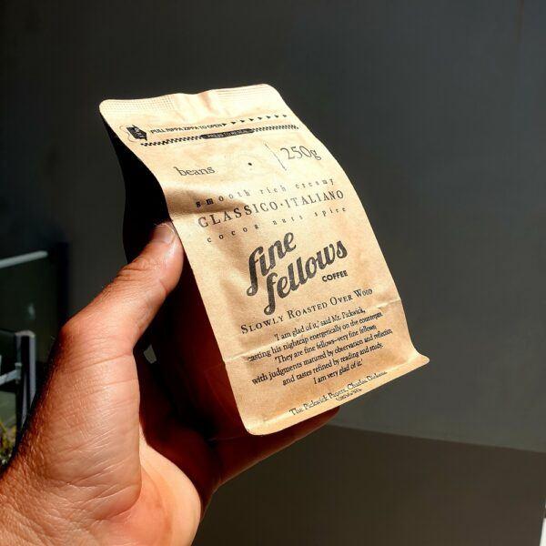 Fine Fellows Coffee